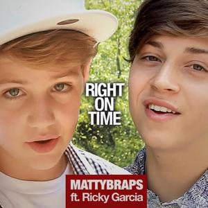 MattyBRaps - Right on Time feat. Ricky Garcia