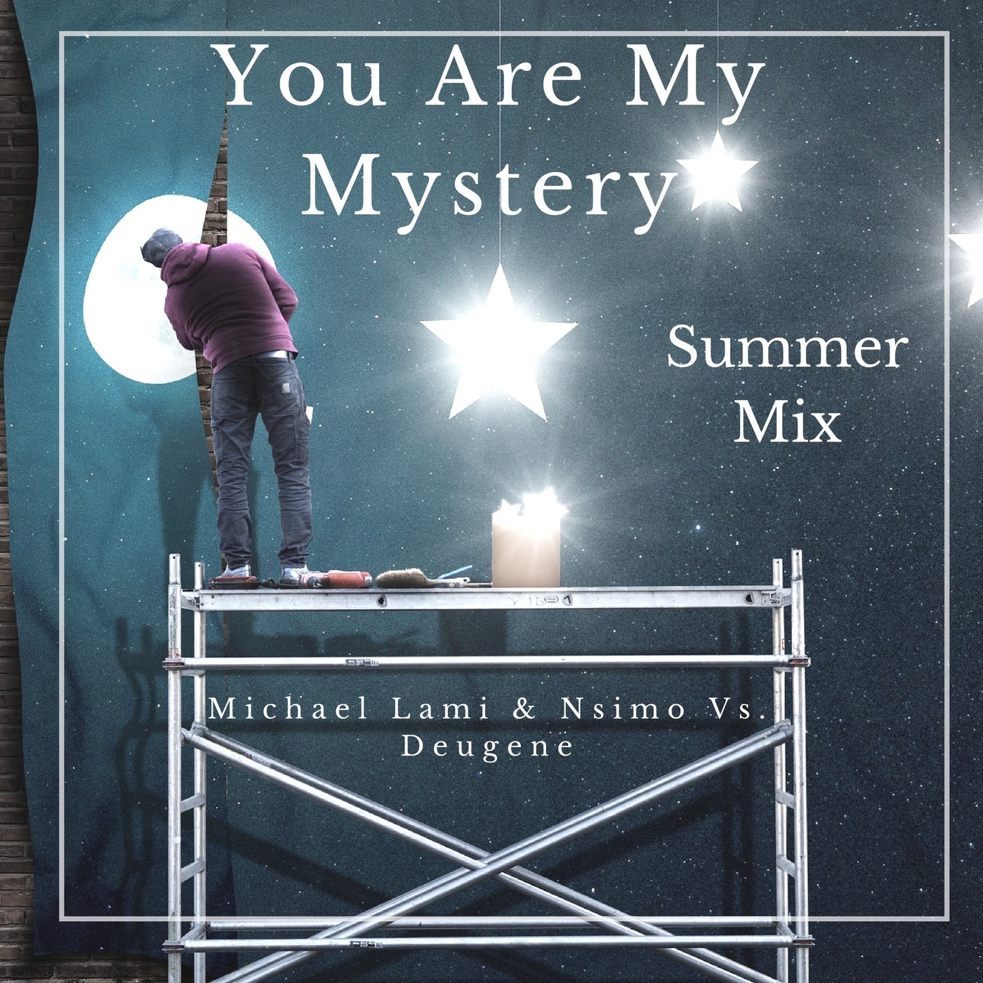 You Are My Mystery (Michael Lami & Nsimo vs. Deugene) - Single