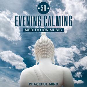 Various Artists - 50 Evening Calming Meditation Music: Peaceful Mind, Healing Sounds, Asian Meditation Music, Buda Bar