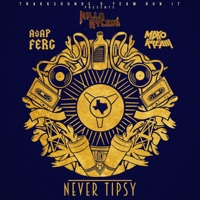 Never Tipsy (feat. A$AP Ferg & Maxo Kream) - Single Mp3 Download