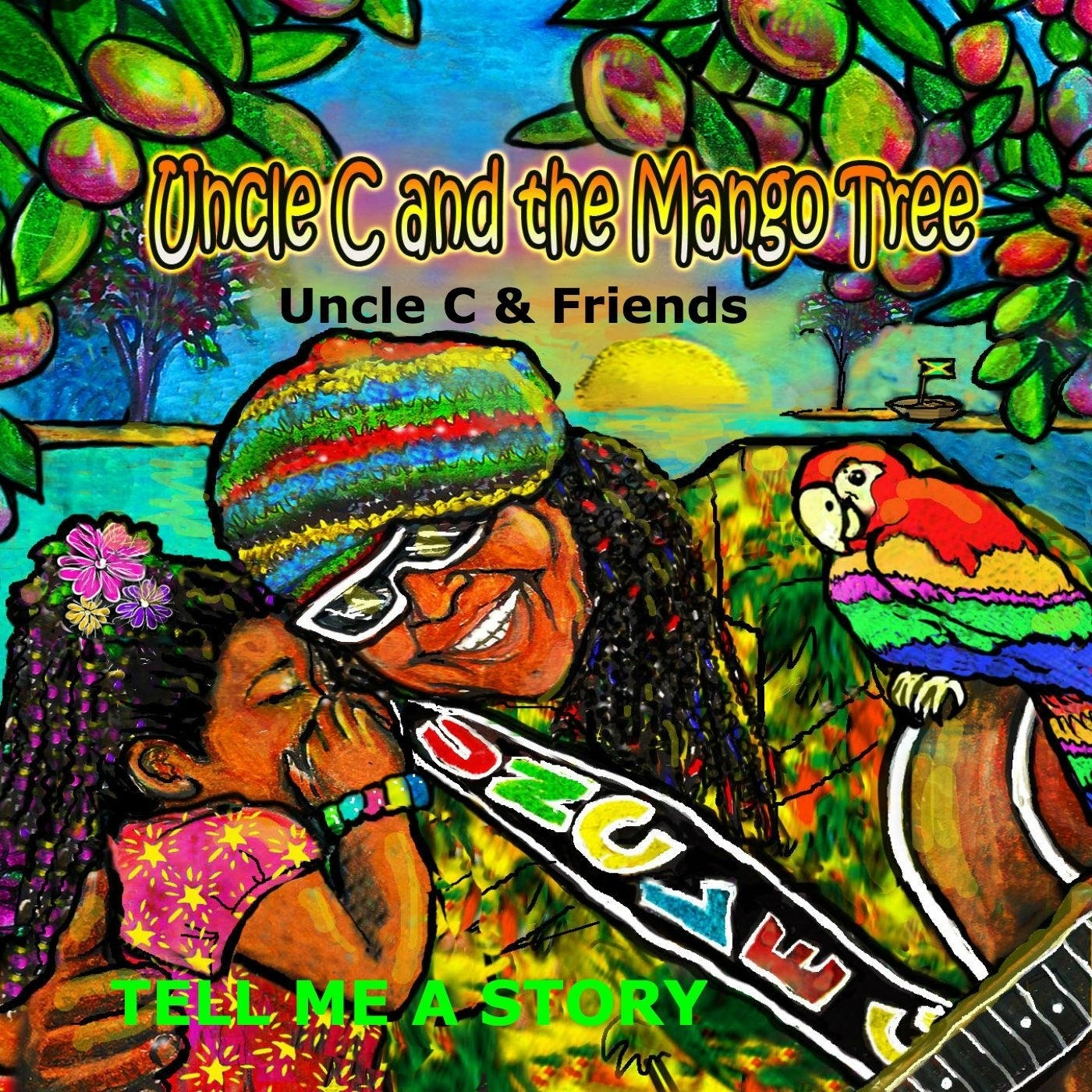 Uncle C and the Mango Tree