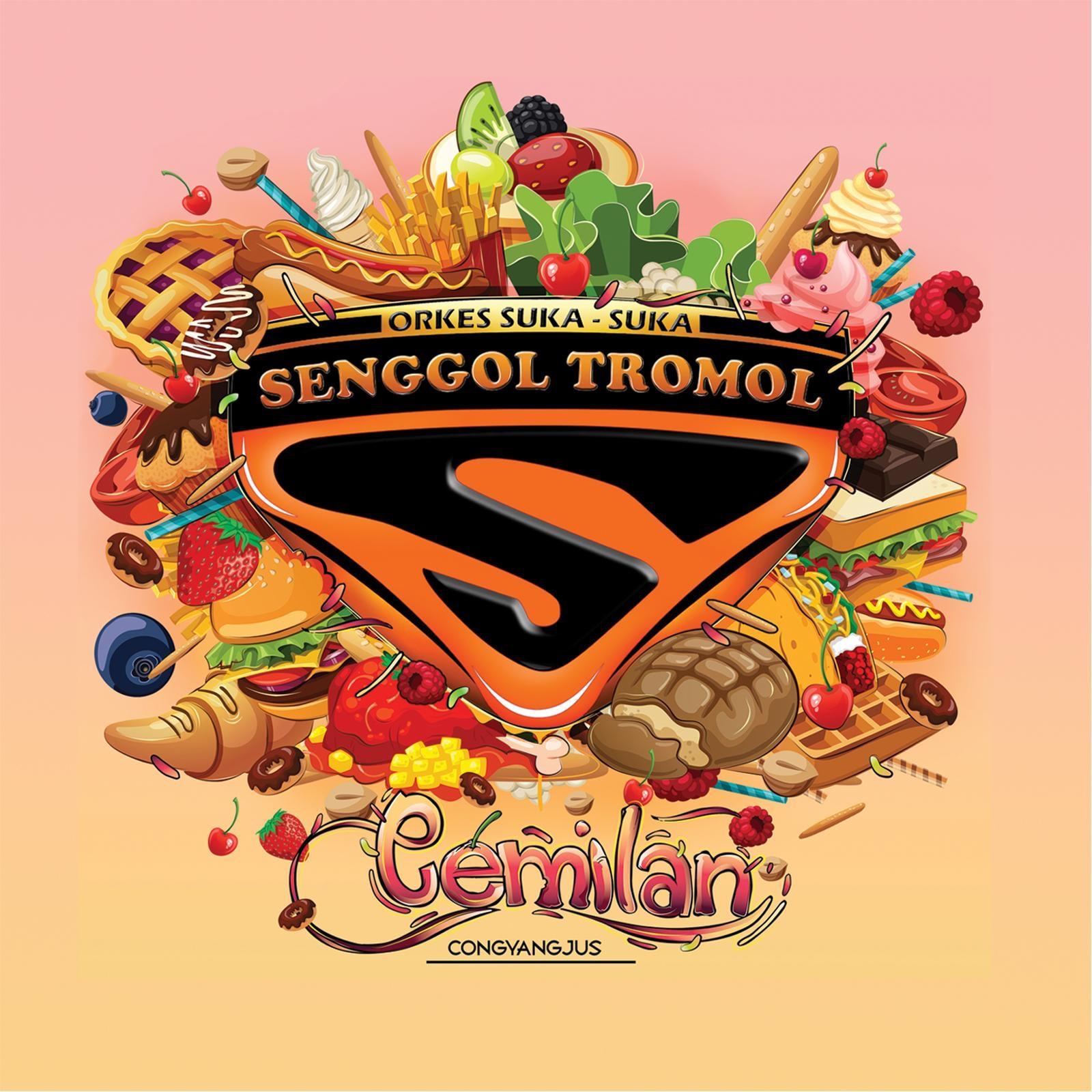 Download album: Cemilan - artist Senggol Tromol: Comedy