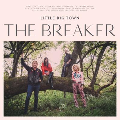 The Breaker - Little Big Town album