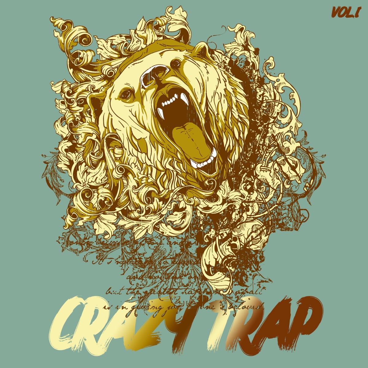 Crazy Trap Vol I Album Cover by Various Artists