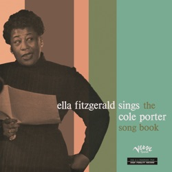 View album Ella Fitzgerald - Ella Fitzgerald Sings the Cole Porter Song Book