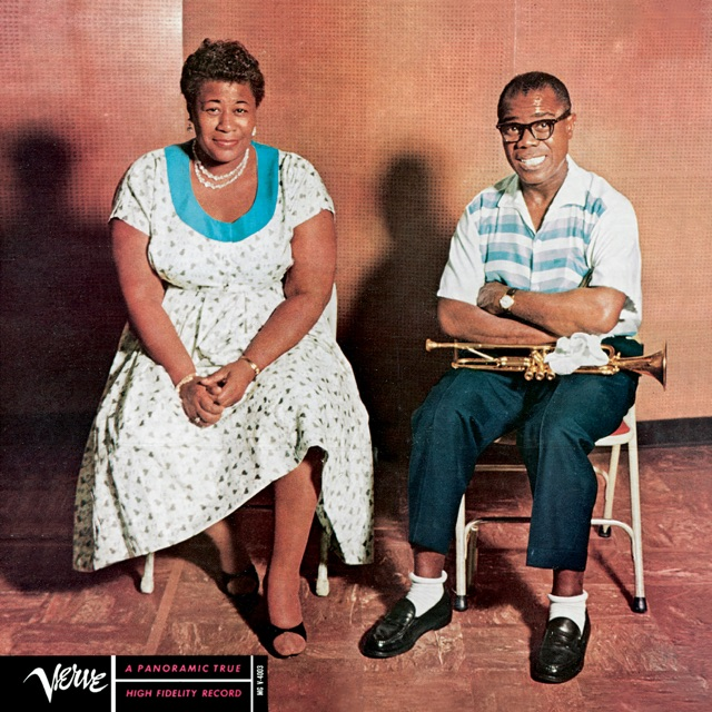 Ella Fitzgerald & Count Basie - Moonlight In Vermont (feat. Ray Brown, Herb Ellis, Oscar Peterson & Buddy Rich)