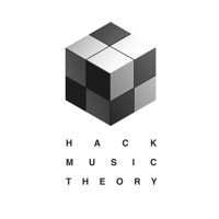 Podcast cover art for Hack Music Theory