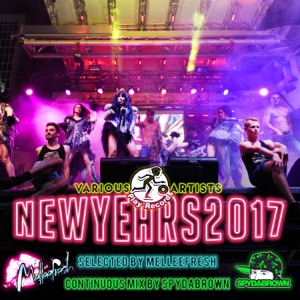New Years 2017 - Selected by Melleefresh (DJ MIX)