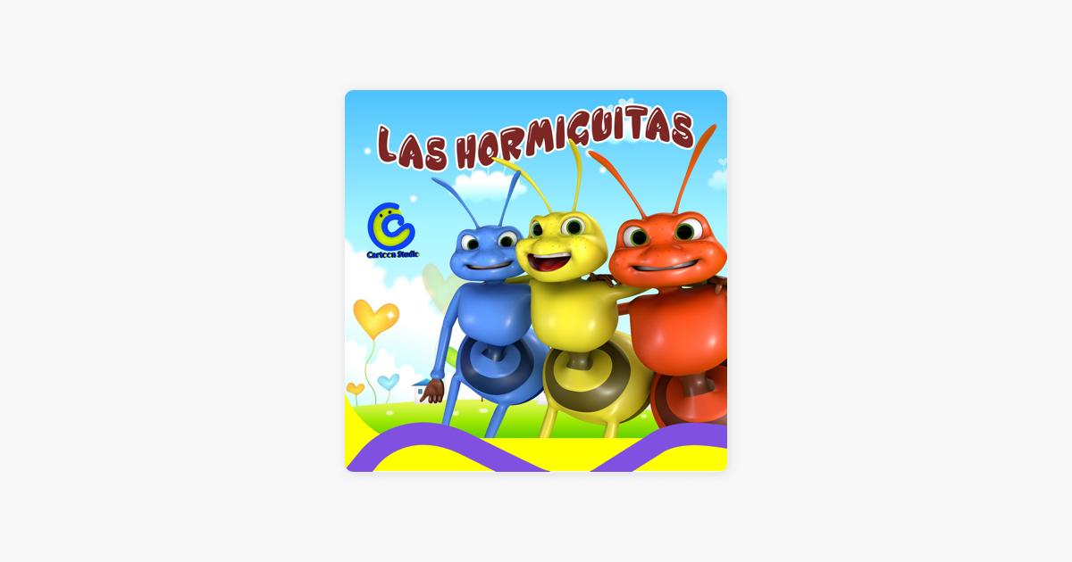 hormiguitas de colores single by cartoon studio on apple music