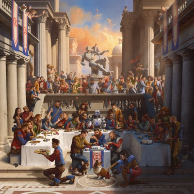 1-800-273-8255 (feat. Alessia Cara & Khalid) - Logic song