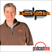 Podcast cover art for The Dan Patrick Show on PodcastOne