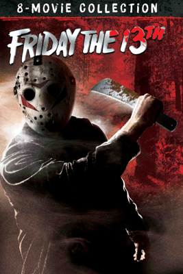 Friday the 13th - 8 Movie Collection Movie Synopsis, Reviews