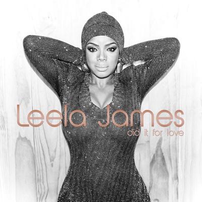 Did It for Love - Leela James album