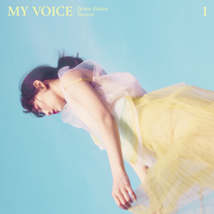 TAEYEON - My Voice - The 1st Album (Deluxe Edition)