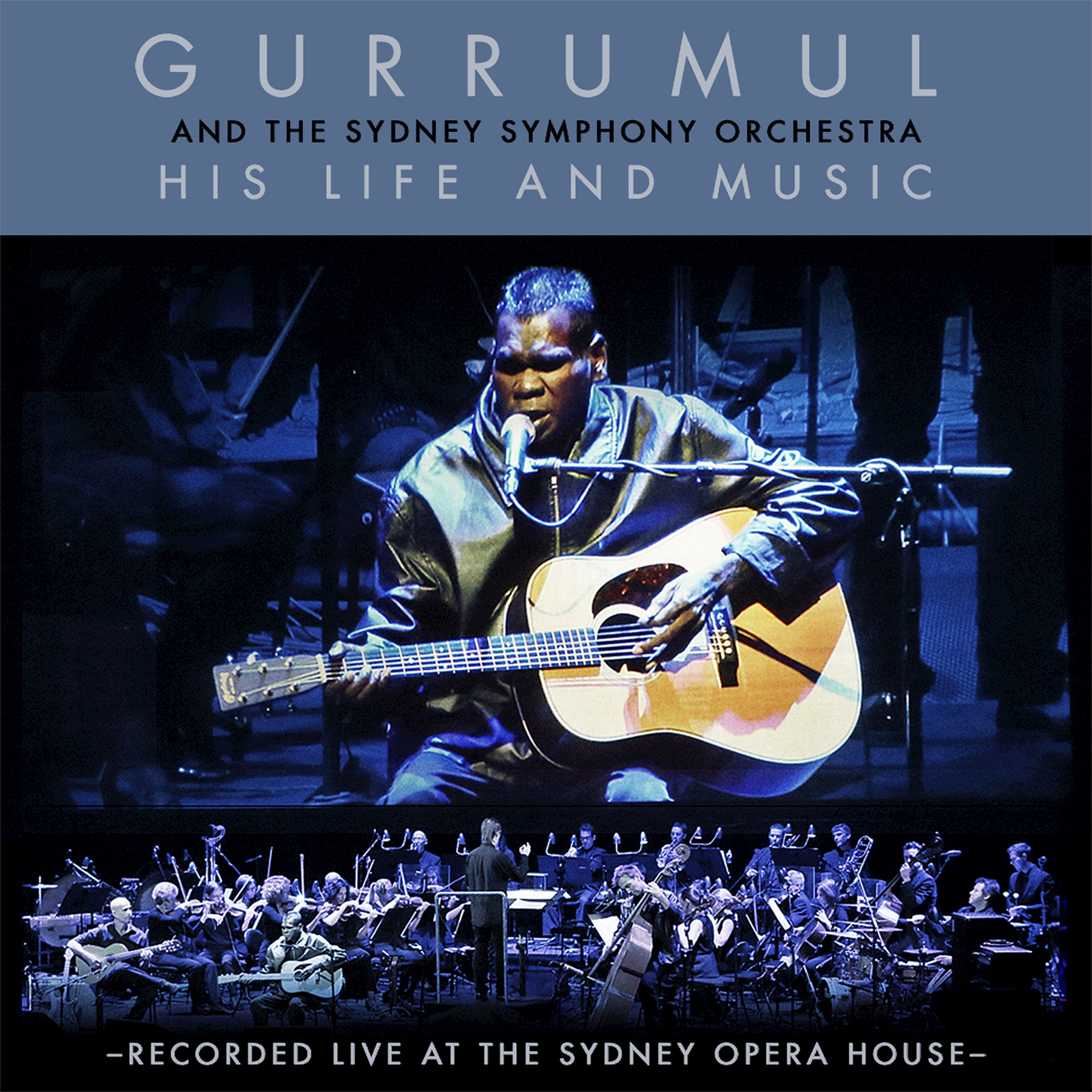 MP3 Songs Online:♫ Djilawurr (Live) - Geoffrey Gurrumul Yunupingu album His Life and Music (Live). World,Music,Rock listen to music online free without downloading.