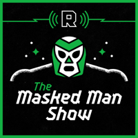 Podcast cover art for The Masked Man Show