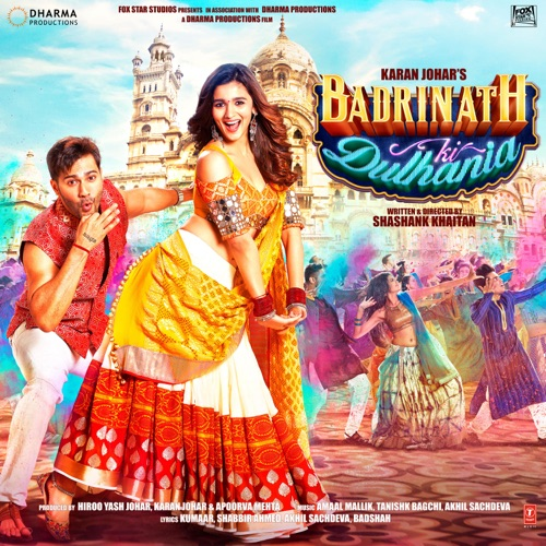 Badrinath Ki Dulhania (Original Motion Picture Soundtrack) – Album (iTunes Plus M4A)