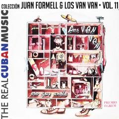 Colección Juan Formell y Los Van Van, Vol. XI (Remasterizado)