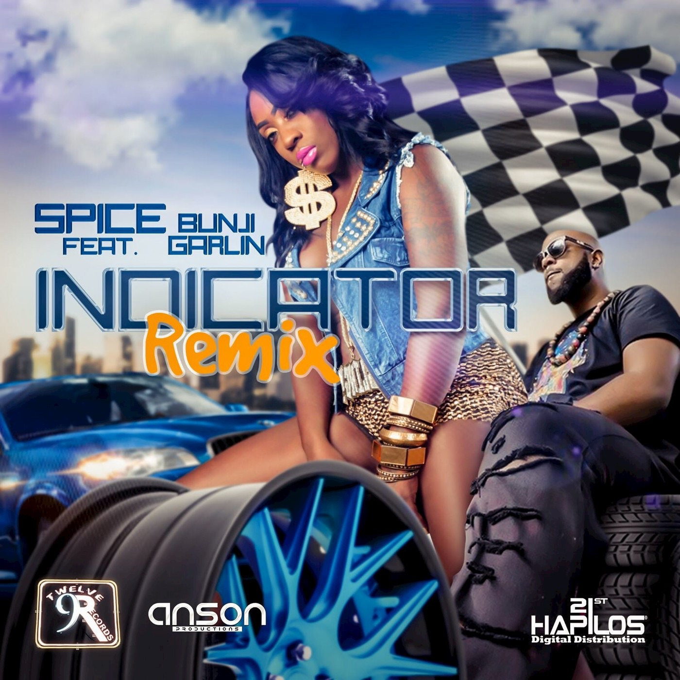 Indicator (feat. Bunji Garlin) [Soca Remix] - Single