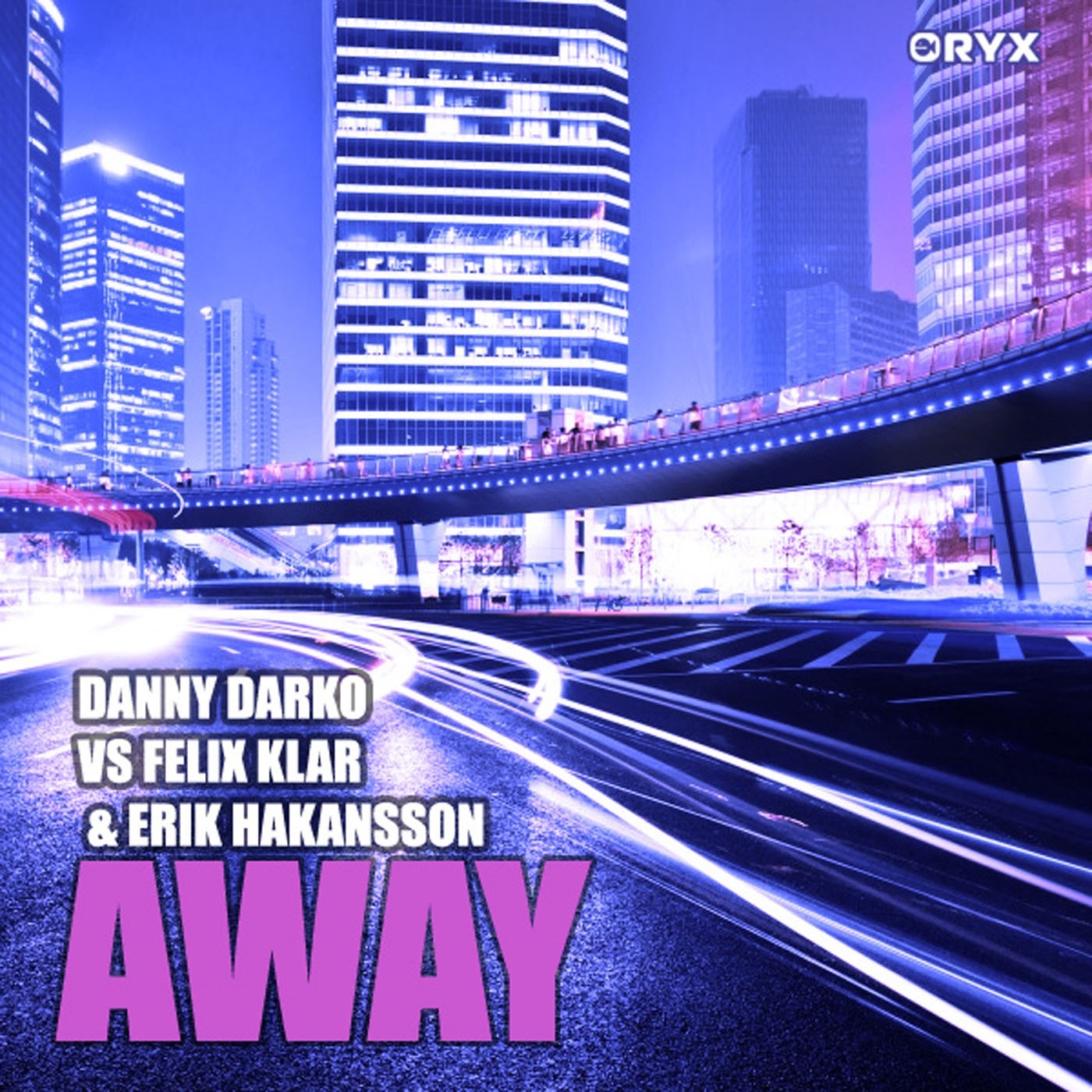 Away (Remix) [Danny Darko vs. Felix Klar vs. Erik Hakansson] - Single