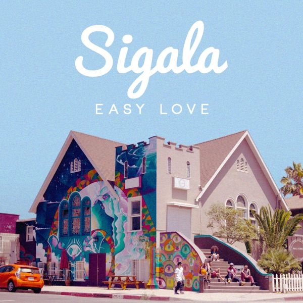 Cover art for Easy Love