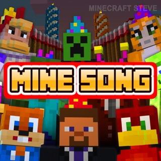 Brad Knauber - Mine - A Minecraft Parody Lyrics | Musixmatch