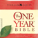 The One Year Bible NLT (Unabridged)