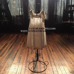 Taylor John Williams - White Summer Dress - Line Dance Music
