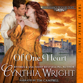 Of One Heart: Renaissance Rogues, Book 2 (Unabridged) audiobook