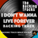 I Don't Wanna Live Forever (in the style of Zayn Malik and Taylor Swift) [Backing Track] - The Backing Tracks