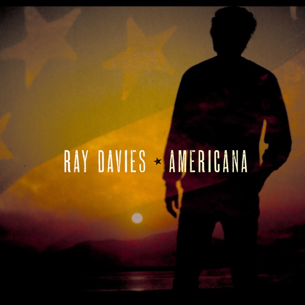 Image result for ray davies americana album