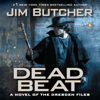 Jim Butcher - Dead Beat: The Dresden Files, Book 7 (Unabridged)  artwork