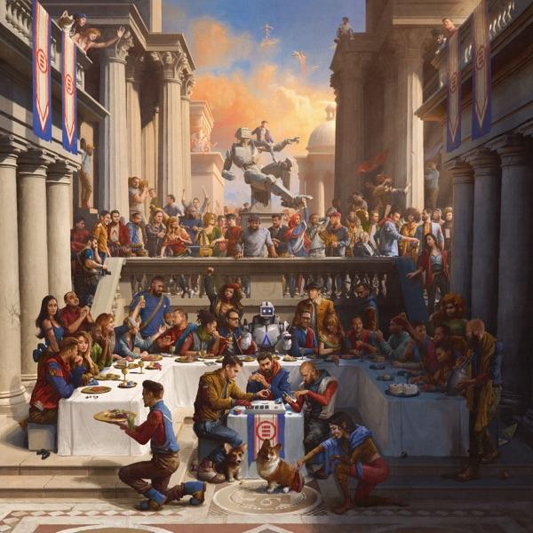 Logic - 1-800-273-8255 (feat. Alessia Cara & Khalid) song lyrics