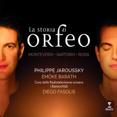 Philippe Jaroussky– La Storia di Orfeo