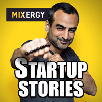 Podcast cover art for Mixergy - Startup Stories with 1000+ entrepreneurs and businesses