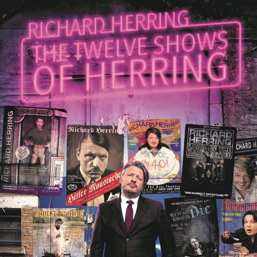 Cover image of The Twelve Shows Of Richard Herring