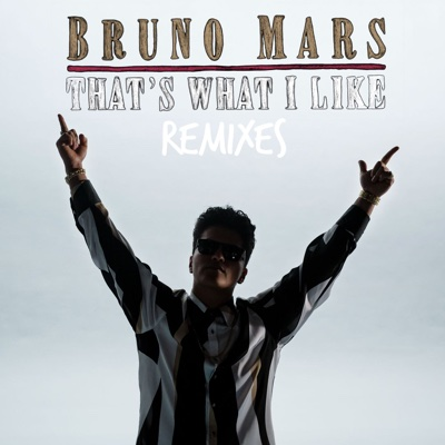 That's What I Like (Remix) [feat. Gucci Mane] - Bruno Mars song