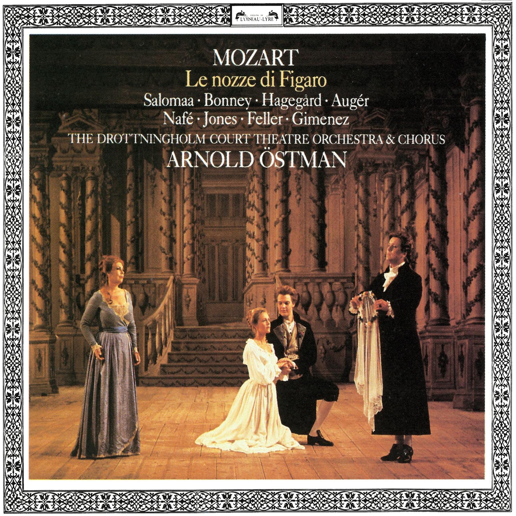 Le nozze di Figaro, K. 492, Act I: La vendetta, oh, la vendetta