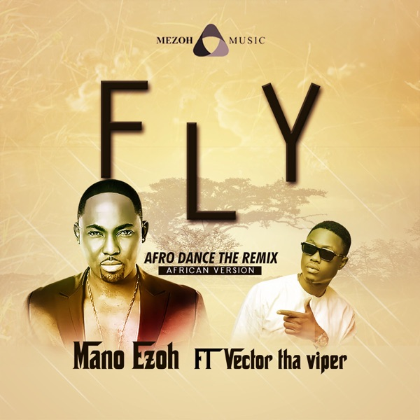 Fly Afro Dance (The Remix) [feat. Vector Tha Viper] [African Version] - Single