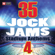35 Jock Jams 4 - Stadium Anthems (Unmixed Workout Music Ideal for Gym, Jogging, Running, Cycling, Cardio and Fitness) - Power Music Workout