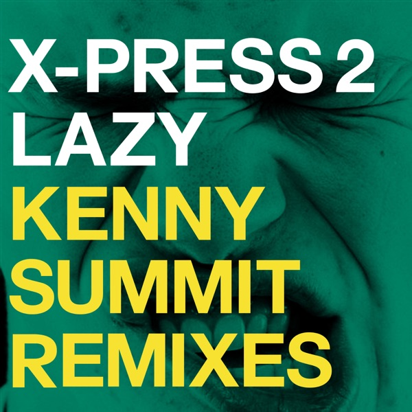 Lazy (feat. David Byrne) [Remixes] - Single