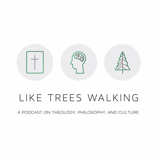 Cover image of Like Trees Walking