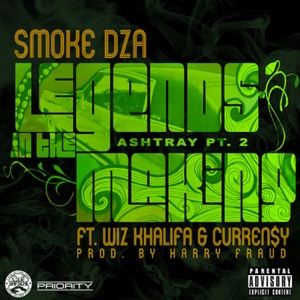 Legends in the Making (Ashtray, Pt. 2) [feat. Wiz Khalifa & Curren$y] - Single Mp3 Download