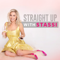 Podcast cover art for Straight Up with Stassi