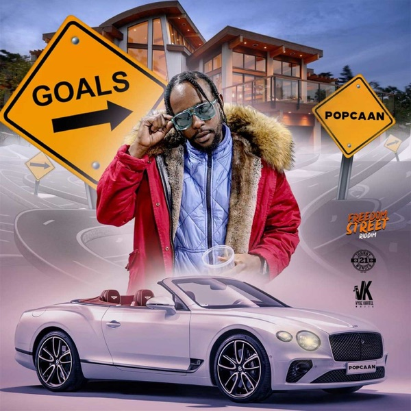 Goals (Freedom Street Riddim) - Single