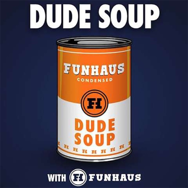 Why Are Dead People Tweeting? - Dude Soup Podcast #217