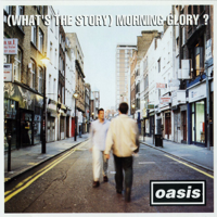 Oasis - (What's the Story) Morning Glory? artwork