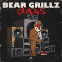 Don't Stop Get It - BEAR GRILLZ - BOK NERO