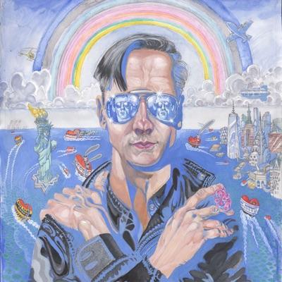 Turning Time Around - Single - John Cameron Mitchell