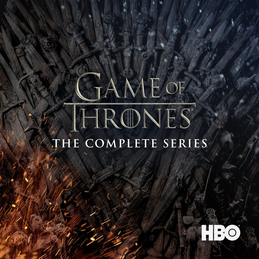 Game Of Thrones Burning Serie